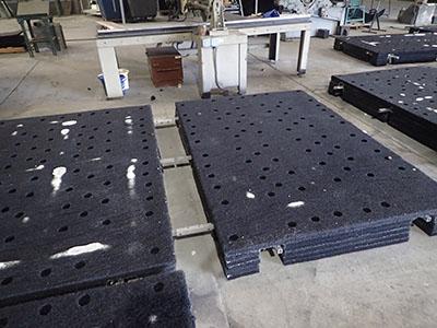 Internal Frames Used For Floating Plants 3